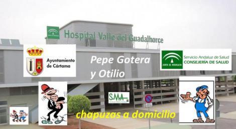 El hospital Valle del Guadalhorce, inaugurado en 2016, sigue sin ingresos hospitalarios ni quirófanos por miedo a los apagones.