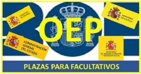 Plazas para facultativos en la OPE del Ministerio de Política Territorial y Función Pública