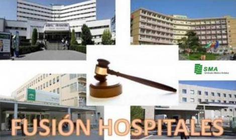 Otro importante varapalo judicial al SAS. Paralizada la fusión en Huelva.