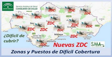 Ampliados los puestos de difícil cobertura de Medicina de Familia en Andalucía.