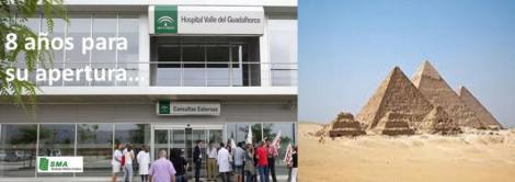Abre parcialmente el hospital del Guadalhorce con ocho años de retraso.