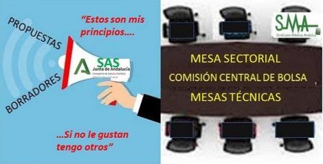 La estrategia del SAS. Publicar antes que negociar.