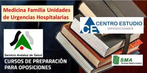 Oferta de cursos de preparación para la próxima OEP (MF Urgencia Hospitalaria).