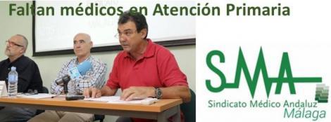 El Sindicato Médico de Málaga demanda más médicos de familia para no estar
