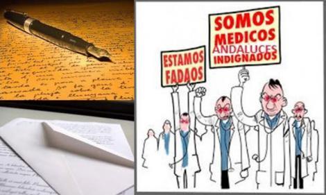 Carta de un médico andaluz indignado.