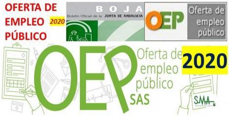 Publicado en el Boja la Oferta de Empleo Público para el año 2020 en el SAS.