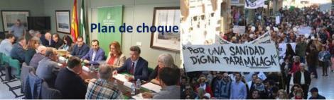 Málaga: el SAS se compromete a mantener el 100% de camas y quirófanos abiertos en verano.
