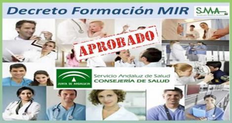 Andalucía reconoce al tutor MIR con tiempo, pero no con dinero.