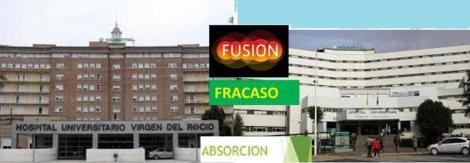 """La fusión hospitalaria """"encubierta"""" de Sevilla."""