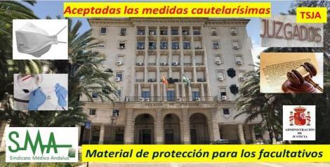 LA SALA DEL TRIBUNAL SUPERIOR DE JUSTICIA DE ANDALUCÍA DA LA RAZÓN AL SINDICATO MÉDICO ANDALUZ.