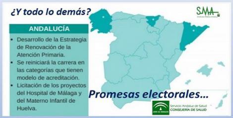 ¿Qué promete en sanidad cada comunidad a un año de elecciones autonómicas?