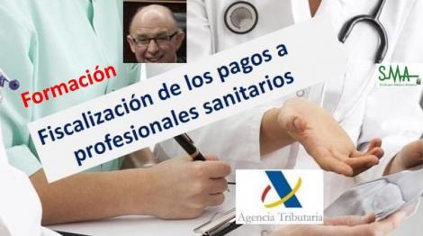 Hacienda revela cómo va a fiscalizar la formación médica.