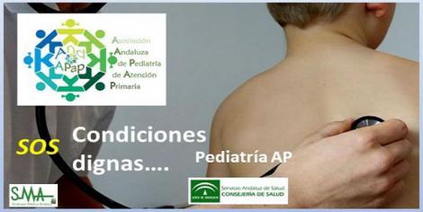 Los pediatras de Atención Primaria de Andalucía reclaman al SAS condiciones laborales dignas.