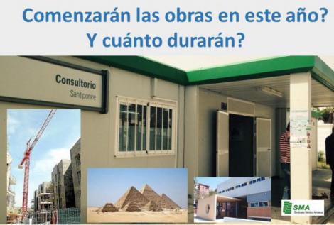 La Junta actuará en siete centros de salud de la provincia antes de 2017.