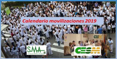 CESM avanza un calendario de movilizaciones que puede acabar en huelga general.