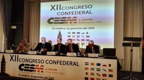 CESM propone un Pacto de Estado en sanidad que impida la quiebra del sistema.