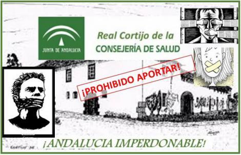 Censura en el Parlamento de Andalucía. El cortijo impone sus leyes.