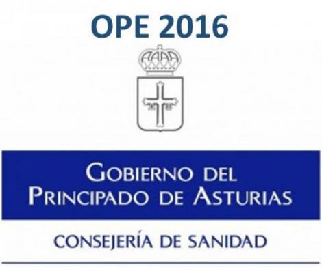 Asturias convoca 160 plazas de médico especialista de la oferta pública de empleo de 2016.