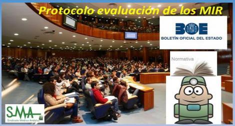 Aprobado el nuevo protocolo de evaluación para los MIR. Reiteradas faltas de asistencia supondrán la pérdida de la plaza MIR.
