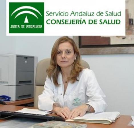 Marina Álvarez Benito, nueva consejera de Salud de Andalucía.