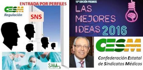 """La propuesta de CESM sobre perfiles profesionales, reconocida entre las """"mejores ideas"""" de 2016."""