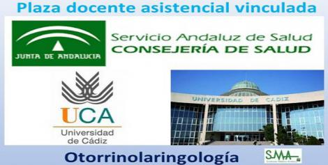 Convocado por la Universidad de Cádiz y el SAS, concurso de acceso a Cuerpos de Funcionarios Docentes Universitarios con plaza asistencial vinculada.