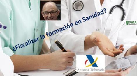 Las sociedades científicas favorables a fiscalizar la formación médica.
