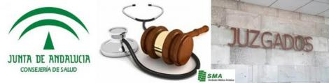 La judicialización de la sanidad pública andaluza.