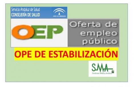 Publicado el Decreto de aprobación de la OEP de estabilización.