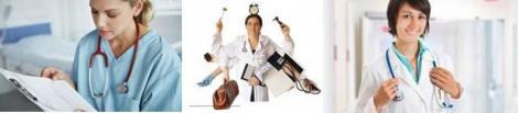 El empleo de la mujer en Sanidad: más precario, con menor sueldo y alejado de la dirección.