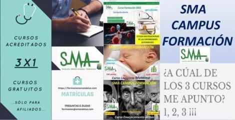 Nuevas convocatorias de cursos acreditados: enfermedades autoinmunes, lactancia materna y envejecimiento saludable y activo.