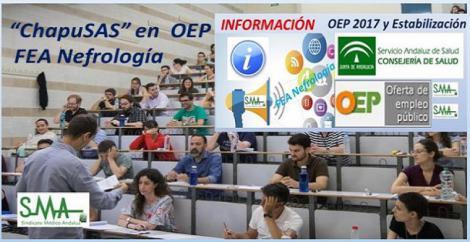 El «error de impresión» en el examen de Nefrología de la Oferta de Empleo Público del SAS.