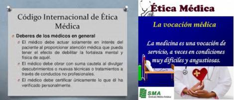En apoyo de todos los médicos. ¡¡Tenemos vocación y ética, lo que les falta a muchos políticos!!