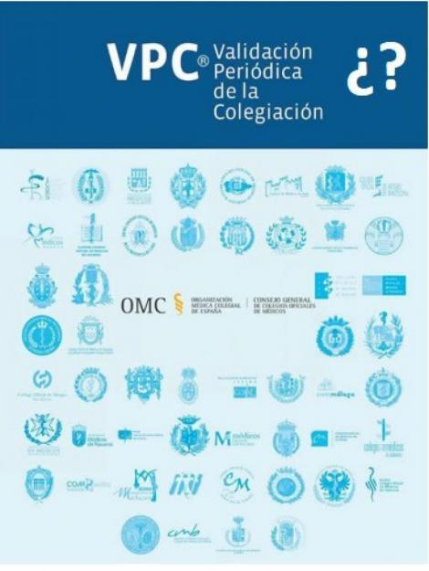 La OMC intenta aclarar la Validación Periódica Colegial y provoca nuevas preguntas.