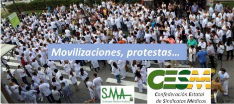 CESM insiste en que llegará en 2018 a las movilizaciones si no hay respuesta a sus demandas.