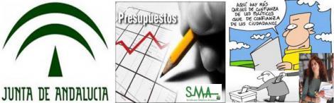 La Junta de Andalucía dispara su gasto en asesores políticos superando el aumento de porcentaje al de Sanidad.