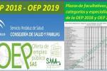 Plazas OEP