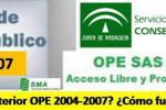 OPE 2007