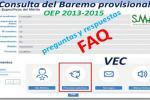 FAQ Baremo